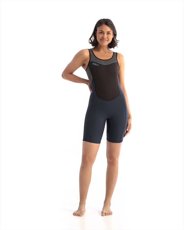 Jobe Sofia 1.5mm Ladies SUP Shorty Wetsuit, S Black Grey 2021