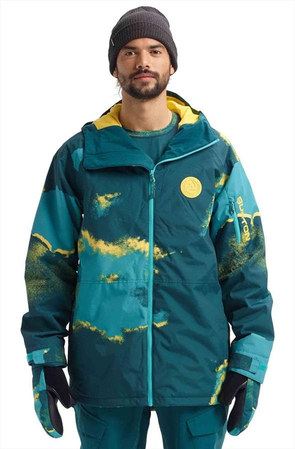 Burton Hilltop Snowboard/Ski Jacket, M 92 Air