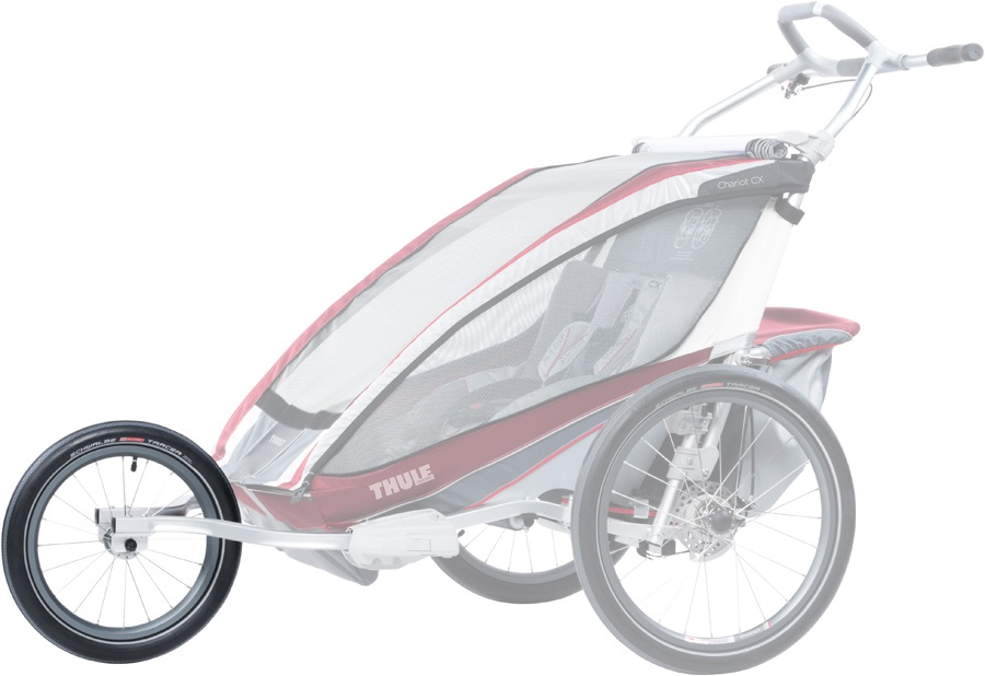 Thule Chariot CX 2 CTS Jogging Kit Child Carrier ...