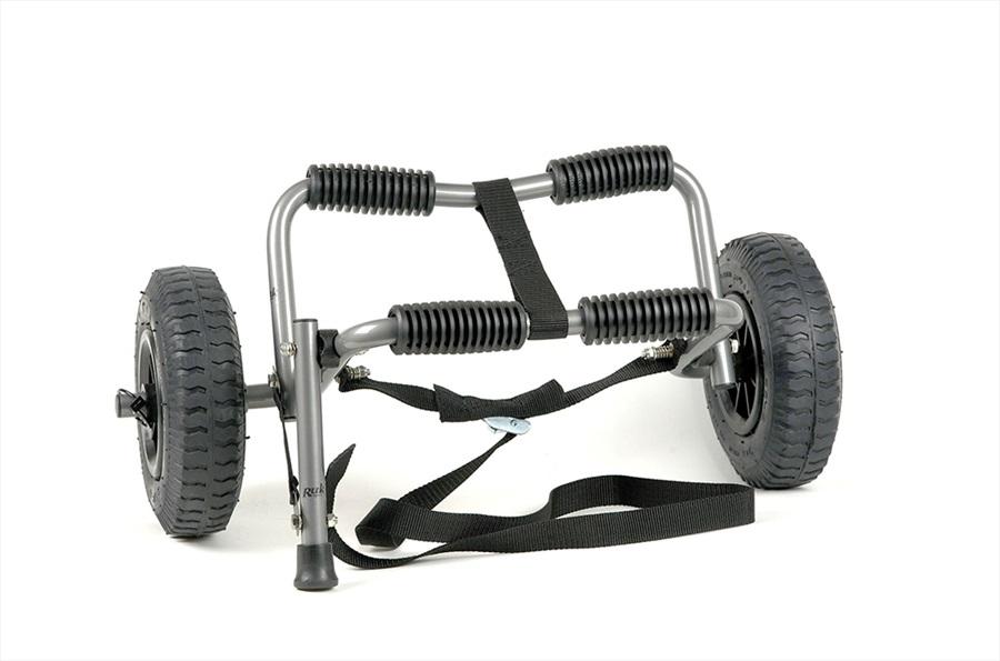 RUK Sport Trolley For Rambler Kayak or SUP, 2 Wheel Black 2021