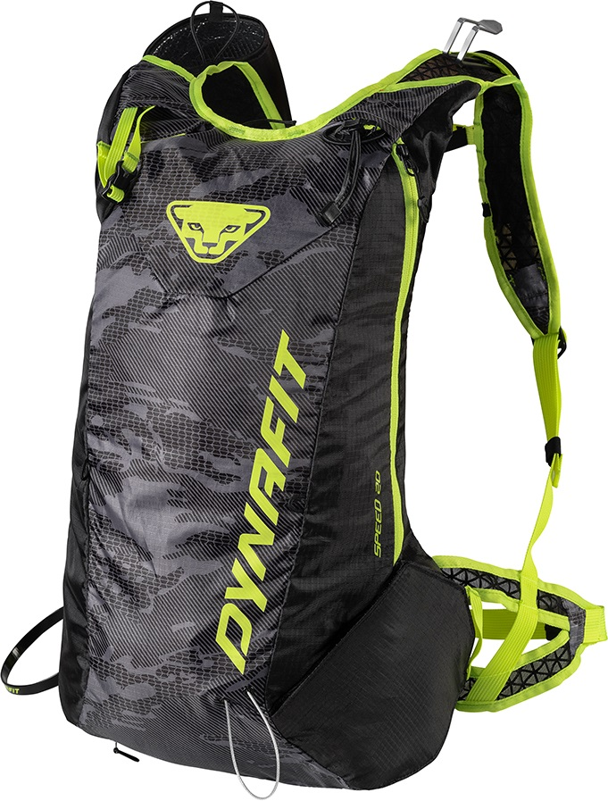 Dynafit Adult Unisex Speed 20 Backpack 20l Alpine Backpack, 20l Magnet Camo