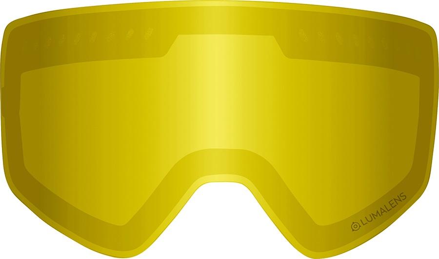 Dragon NFXs Snowboard/Ski Goggles Spare Lens LumaLens Yellow