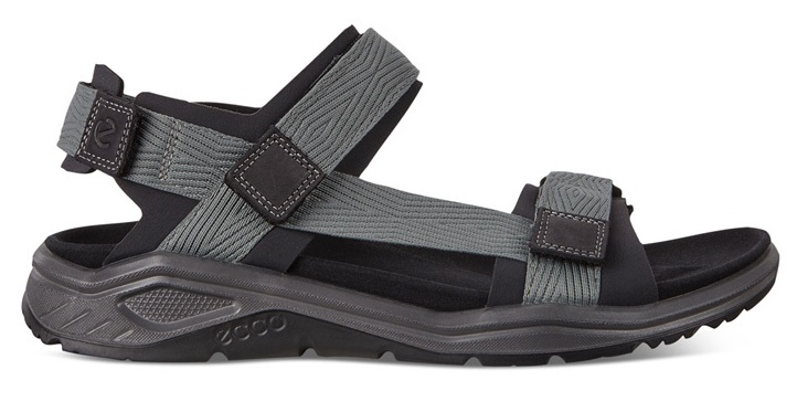 Ecco X-Trinsic Sandal, UK 11.5 Black/Lake