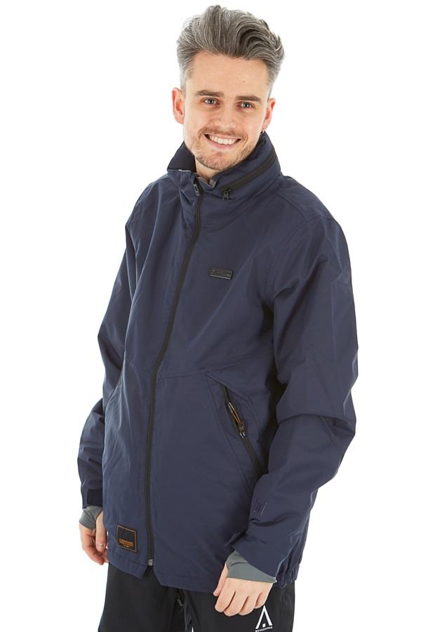 L1 Premium Goods Fillmore Ski/Snowboard Jacket, S Ink