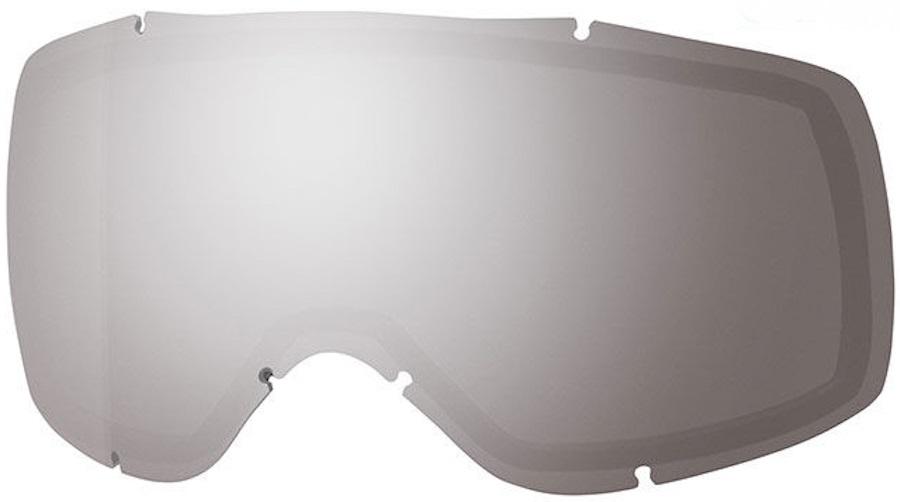 Smith Showcase Snowboard/Ski Goggle Spare Lens, One Size Chromapop Sun Platinum