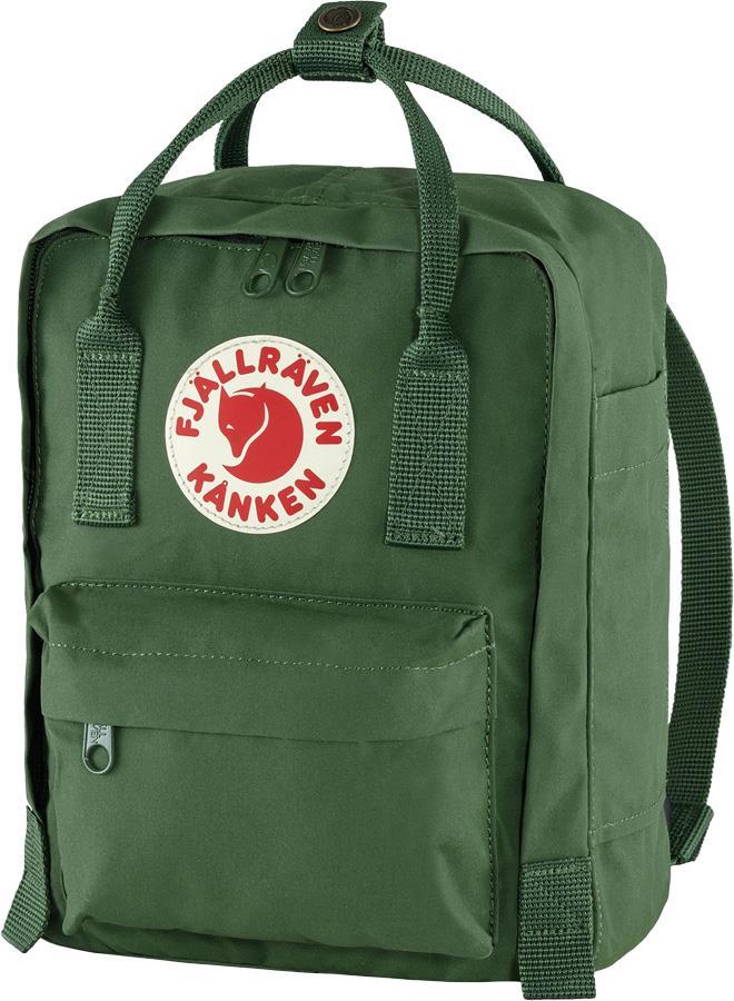 Fjallraven Kanken Mini Daypack/Backpack, 7L Spruce Green