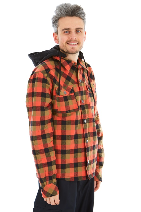 Saga Workwear Ski/Snowboard Insulated Jacket, L Grenadine