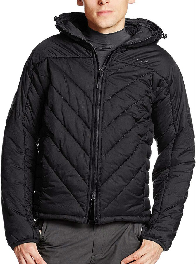 Snugpak Softie SJ6 Insulated Packable Jacket, S Black
