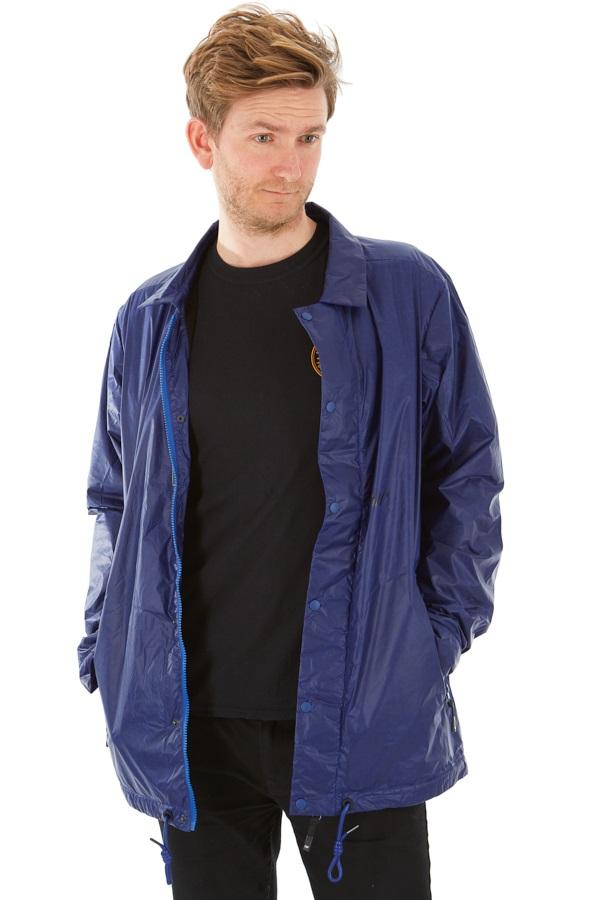 FW Root Coach Ski/Snowboard Jacket, M Blue