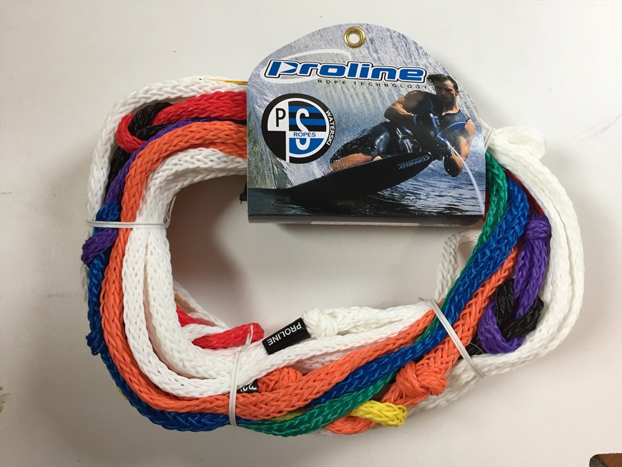 Proline Competition Waterski Mainline, 10 Section Multicoloured