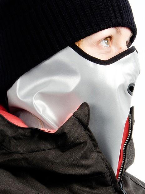Airhole Standard Ergo Ski/Snowboard Face Mask S/M Reflect