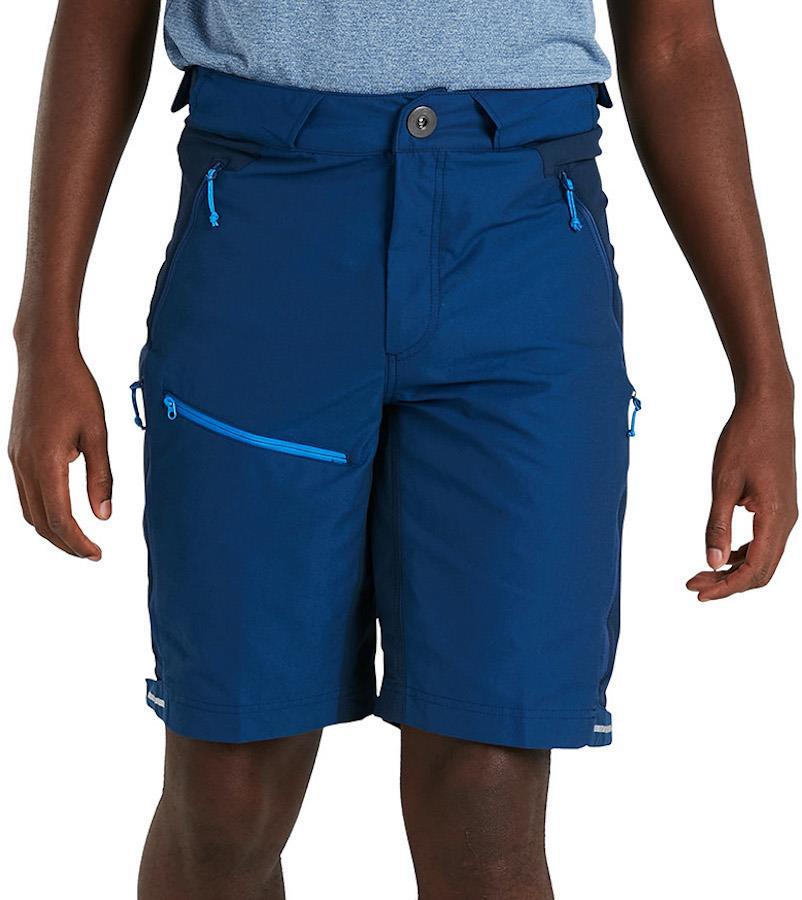 Berghaus Extrem Baggy Men's Hiking/Trekking Shorts, L Navy/Sapphire