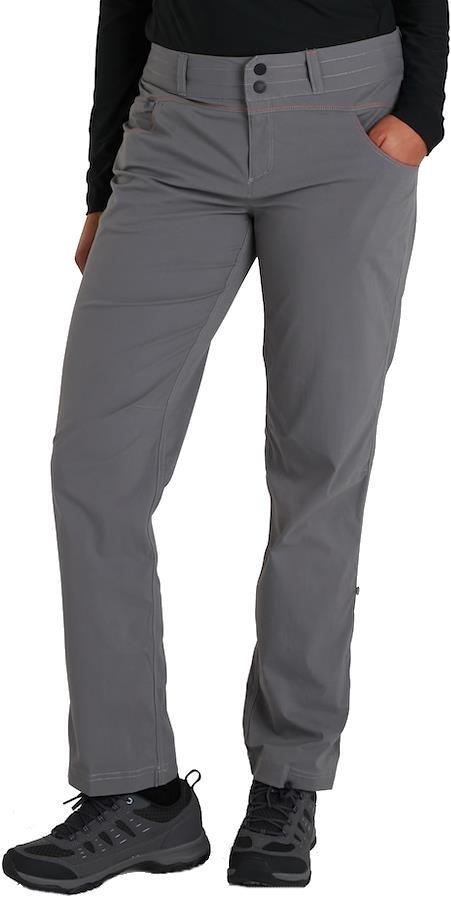 Berghaus Amelia Long Women's Walking/Hiking Trousers, UK 8 Grey