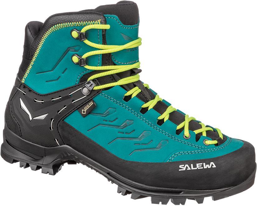 Salewa Rapace GTX Womens Mountaineering Boot, UK 8 Green