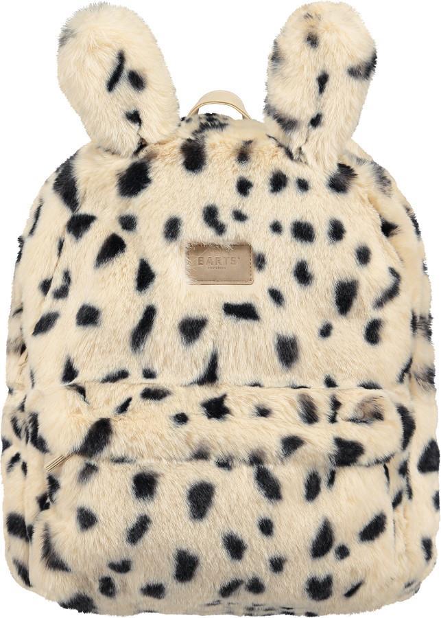 Barts Kajana Faux Fur Casual Backpack, 15L Print White