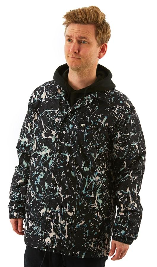 Analog Sparkwave Coaches Ski/Snowboard Jacket, L Splatter Camo
