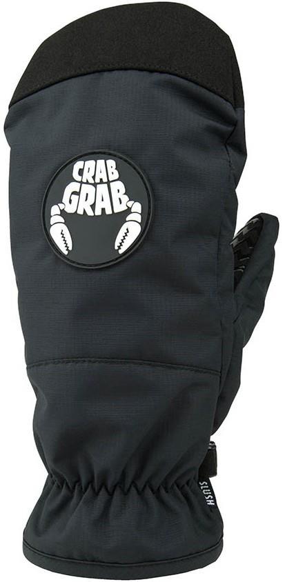 Crab Grab Mens Slush Snowboard/Ski Mitts, Xs Black 2020