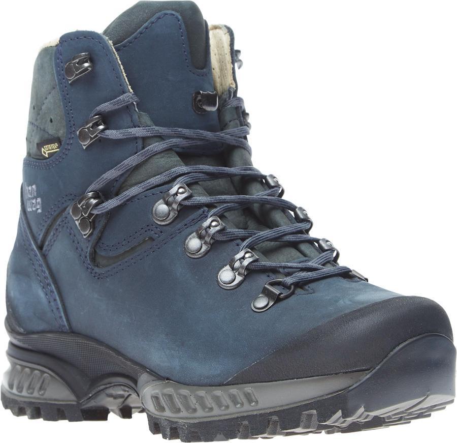 Hanwag Tatra II GTX Women's Hiking Boots, UK 4 Marine Navy