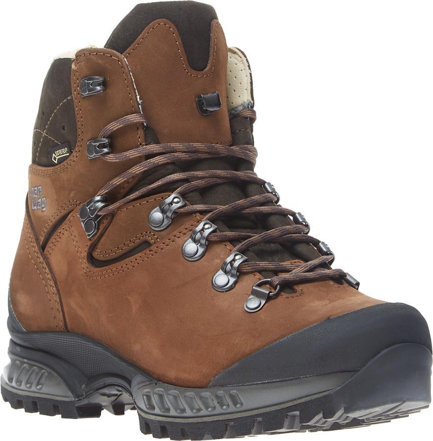 Hanwag Tatra II GTX Women's Hiking Boots, UK 6.5 Erde Brown