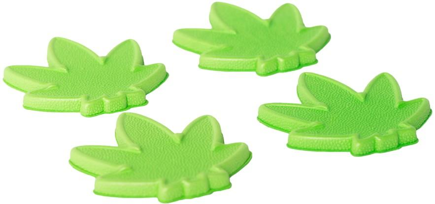Crab Grab Mini Seaweed Snowboard Stomp Pad Green