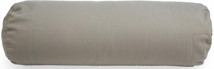 Myga Support Yoga/Pilates Bolster Pillow, Grey
