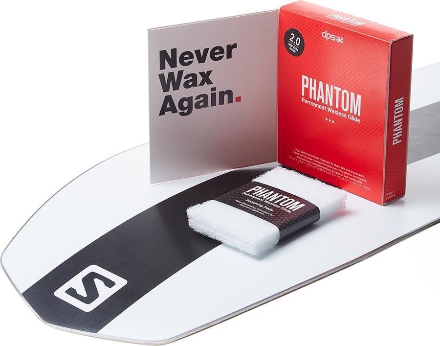 Phantom 2.0 Snowboard/Ski NEW Product Application Base Glide Service