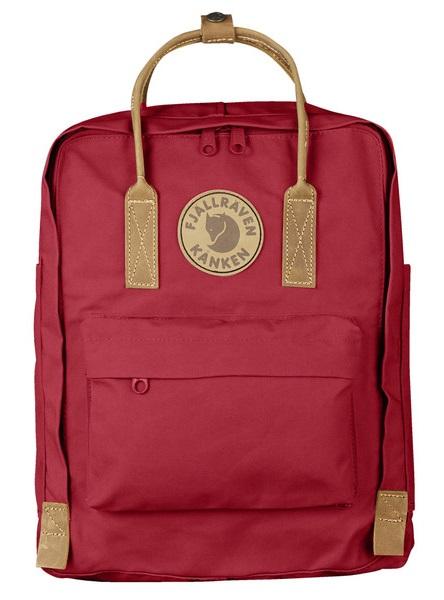 Fjallraven Kanken No.2 Day Pack/Backpack, 16L Deep Red