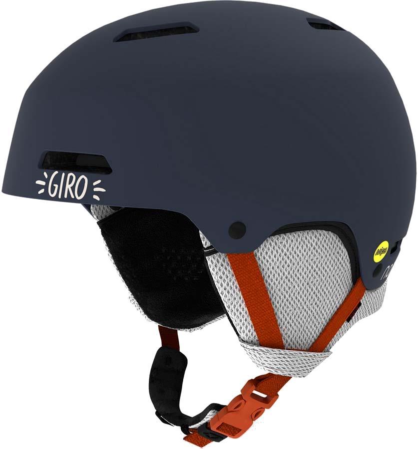 Giro Crue MIPS Kids Ski/Snowboard Helmet XS Matte True Navy Namuk
