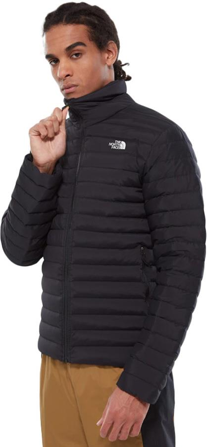 The North Face Adult Unisex Stretch Down Men's Insulated Jacket, Xl Tnf Black