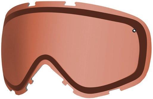 Smith Cadence Ski/Snowboard Goggles Spare Lens RC36 Rose Copper
