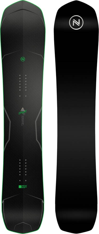 Nidecker Ultralight Hybrid Camber Snowboard, 168cm Wide 2021