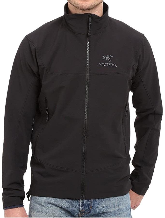 Arcteryx Adult Unisex Gamma Lt Men's Softshell Jacket, L Black
