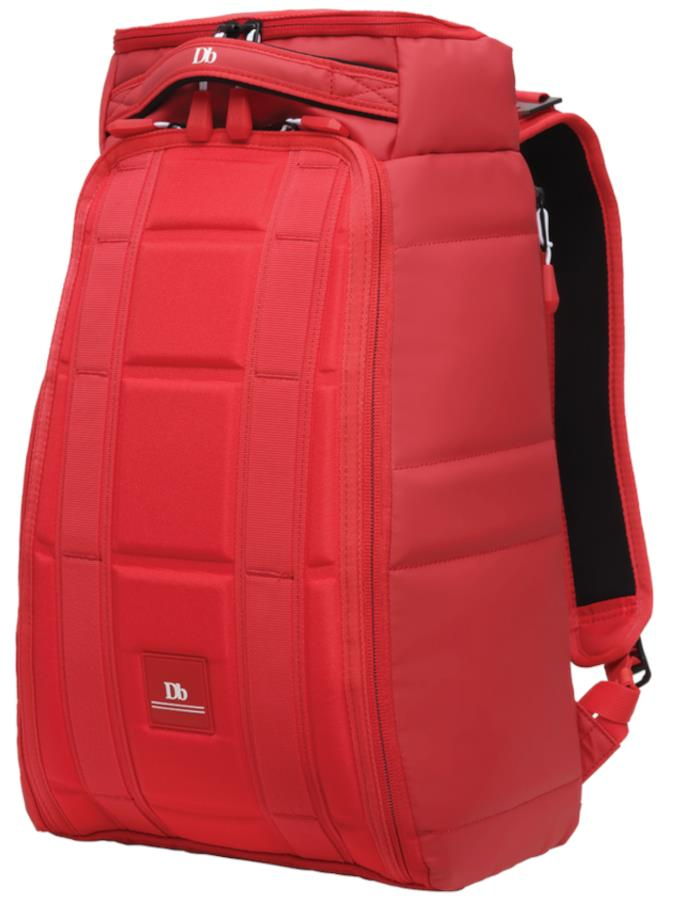 Douchebags The Hugger Ski/Snowboard Backpack, 20L Scarlet Red