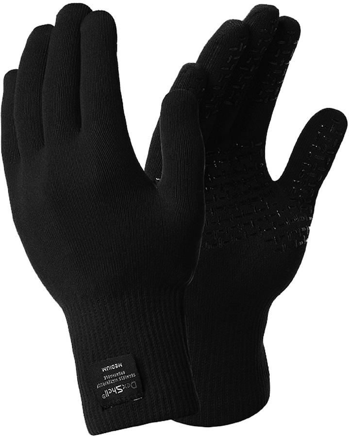 DexShell ThermFit Neo Merino Wool Waterproof Gloves, Extra Large Black