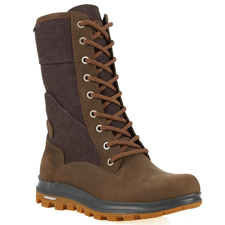 Hanwag Saisa High Lady ES Winter Boots, UK 8 Mocca/Mocca