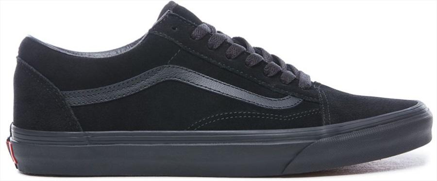 Vans Old Skool Skate Shoes, UK 4 Black