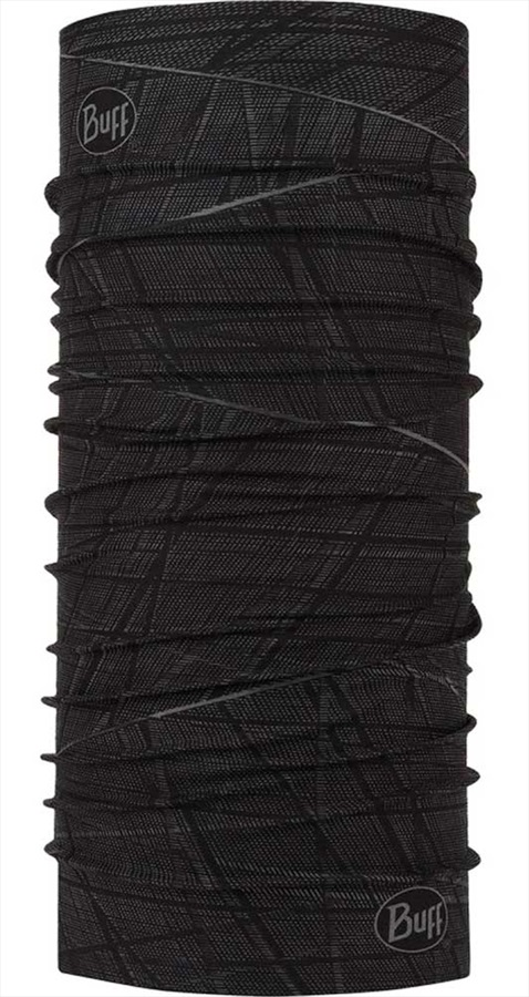 Buff Original Chube Micro-Fibre Snood Gaiter, One Size Embers Black