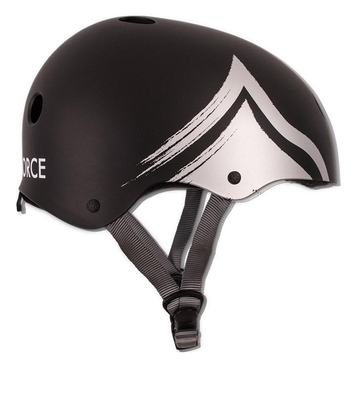 Liquid Force Hero Wakeboard Watersports Helmet, XL Black