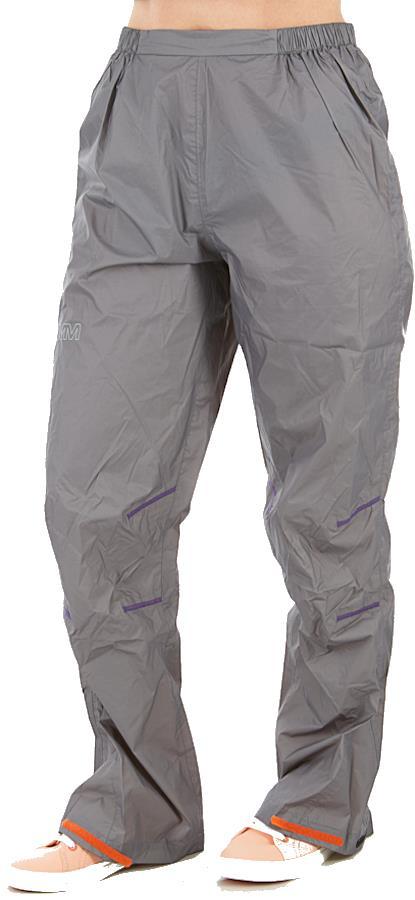 OMM Womens Halo Pant Women's Waterproof Trousers, Xs Grey