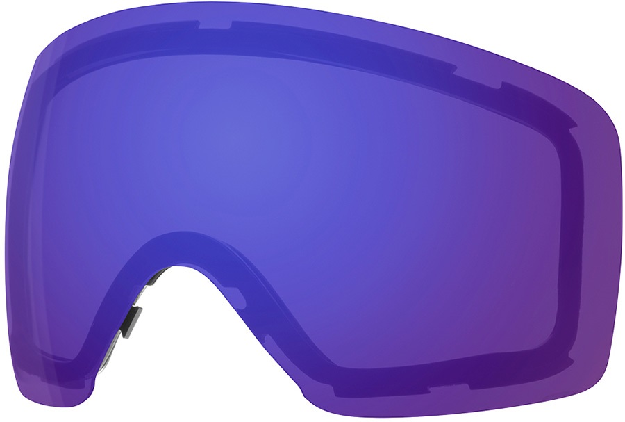 Smith Skyline Snowboard/Ski Goggle Spare Lens, Chromapop Everyday