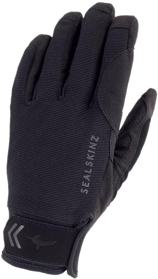 SealSkinz Waterproof All Weather Gloves, XL Black