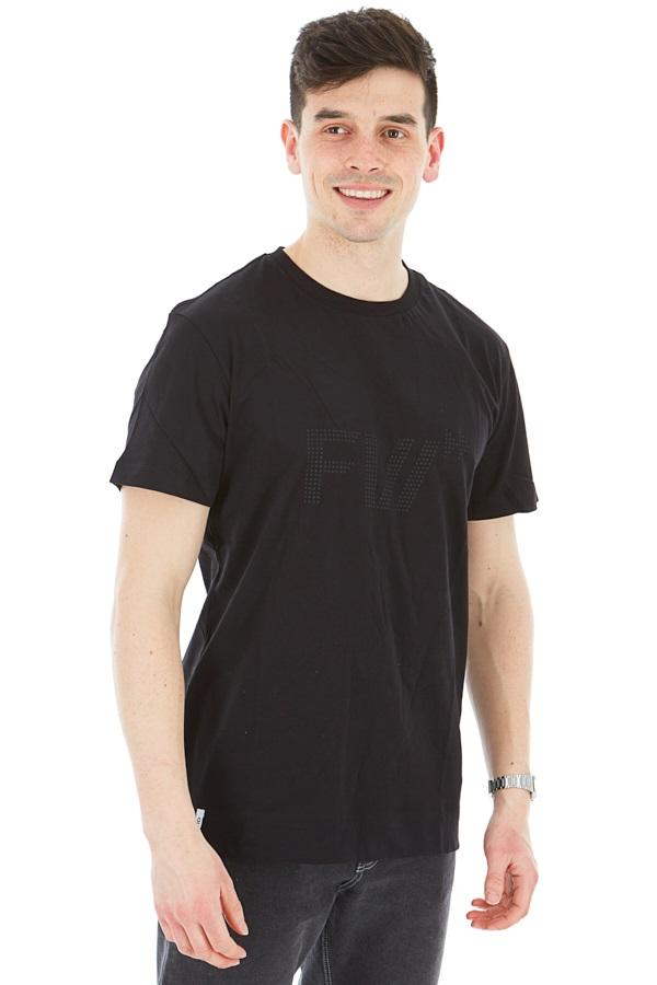 FW Source Short Sleeve T-Shirt, L Black