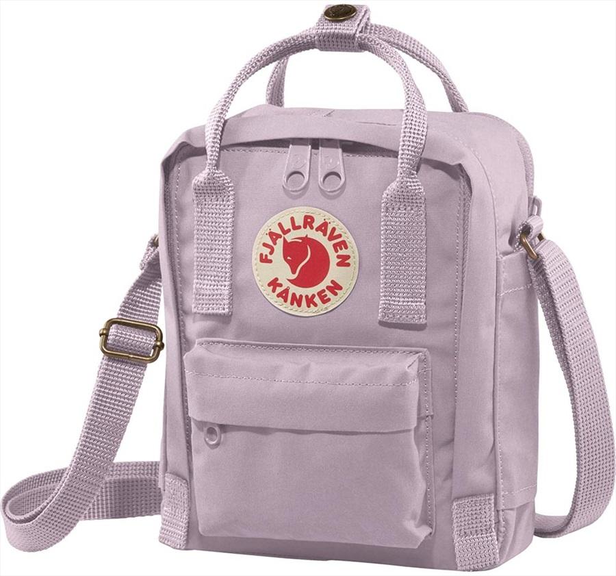Fjallraven Kanken Sling Shoulder Bag, 2.5L Pastel Lavender