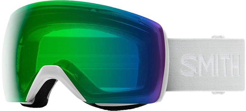 Smith Adult Unisex Skyline Xl White Vapor, Cp Ed Green Snowboard/Ski Goggles, M/L