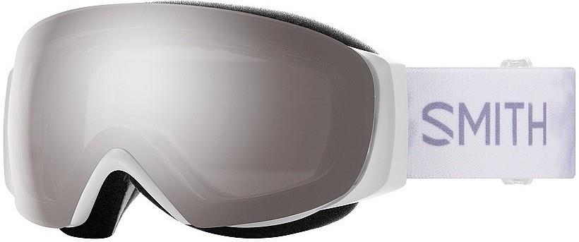 Smith Womens I/O Mag S White Floral, Cp Platinum Snowboard/Ski Goggles, S/M