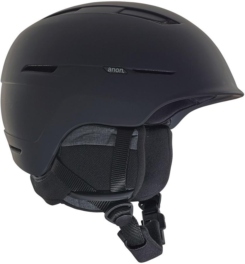 Anon Invert Ski/Snowboard Helmet, XL Black