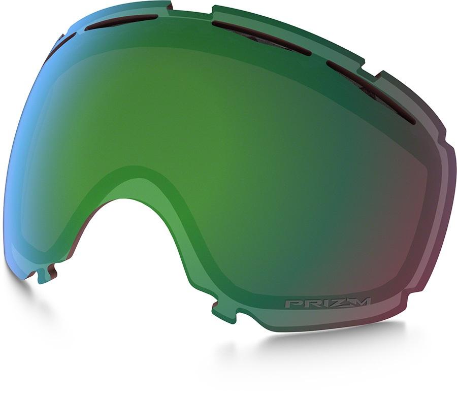 Oakley Canopy Snowboard/Ski Goggles Spare Lens, Prizm Jade Iridium