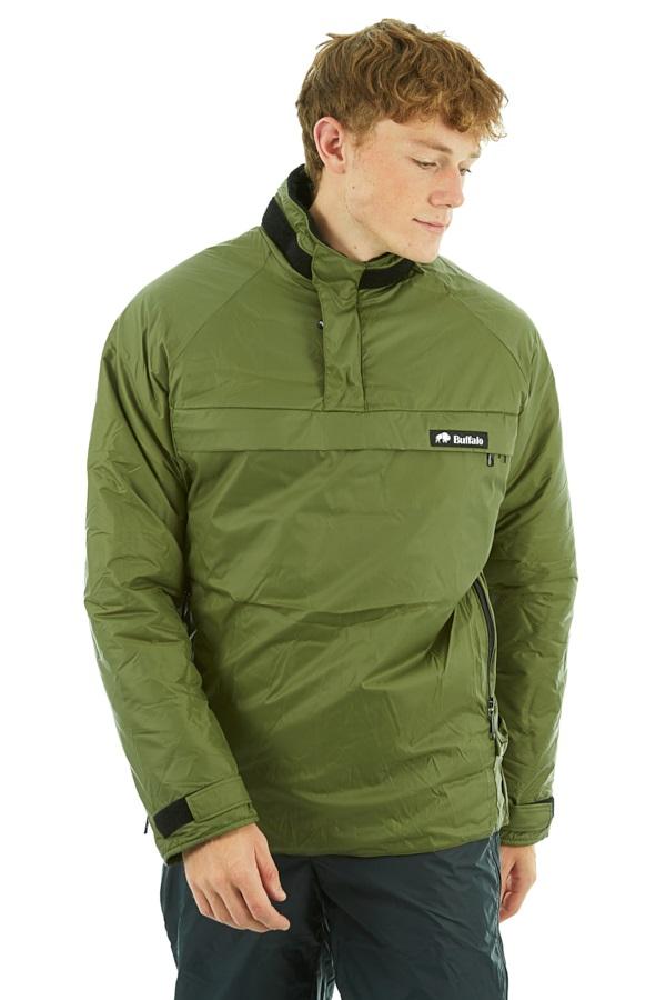 BuffaloMens Mountain Shirt Technical All Weather Jacket, XXL Olive