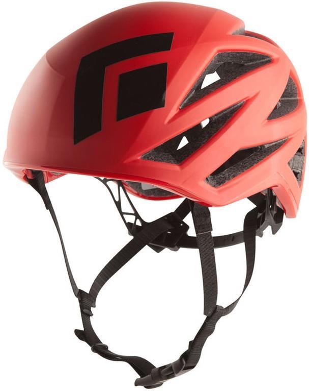 Black Diamond Vapor Alpine/Rock Climbing Helmet M/L Fire Red