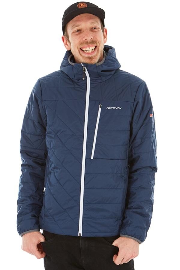 Ortovox (SW) Piz Bianco Technical Insulated Jacket, M Dark Navy
